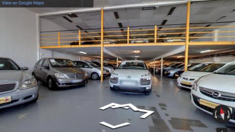 Malaga Virtual Tours – Mucho Coches Car Showroom