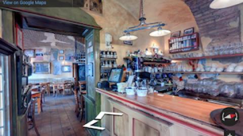 Slovenia Virtual Tours – Le petit Cafe