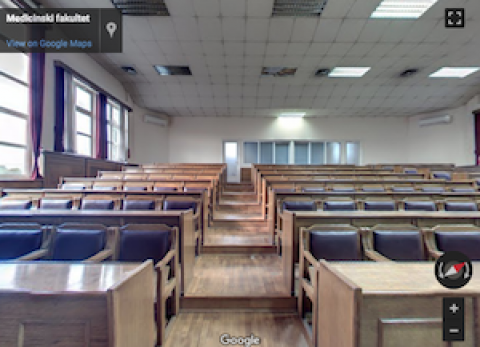 Montenegro Virtual Tours – Medical Faculty