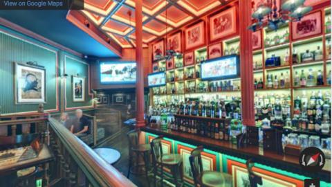 Malaga Virtual Tours – Restaurant Sherlock Holmes
