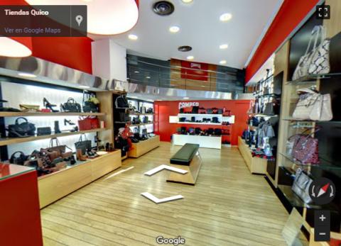 Cueta Virtual Tours – Tiendas Quico