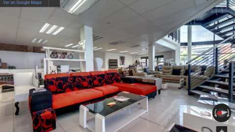 Johannesburg Virtual Tours – Evergreen Furniture