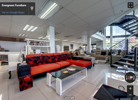 Johannesburg Virtual Tours – Evergreen Furniture