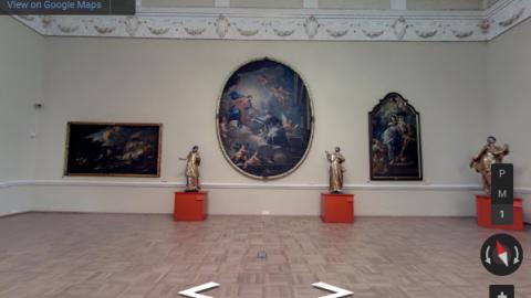 Slovenia Virtual Tours – Narodna galerija