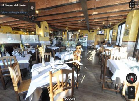 Madrid Virtual Tours – Restaurante El Rocío