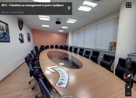 Slovenia Virtual Tours – MLC Fakulteta za management in pravo