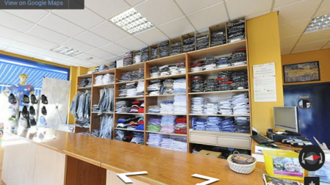Madrid Virtual Tours – Anvar Vestuario Laboral