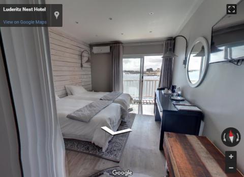 Namibia Virtual Tours – Nest Hotel