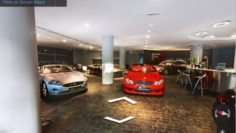 San Pedro Virtual Tours – Fischer Car Gallery