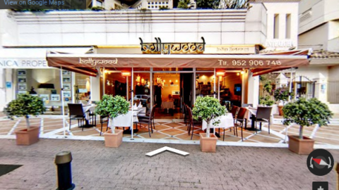 Marbella Virtual Tours –  Bollywood Restaurante Hindu