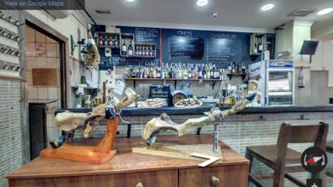 Malaga Virtual Tours – La Caña De España