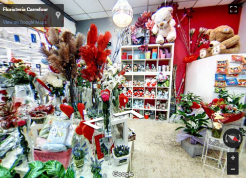 Estepona Virtual Tours –  Floristeria Carrefour