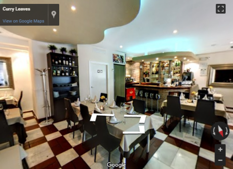 Marbella Virtual Tours – Curry Leaves
