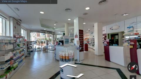 Malaga Virtual Tours – Farmacia-Ortopedia Zamora Borrego