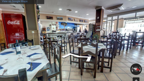 Malaga Virtual Tours – Restaurante Puerto Bahia