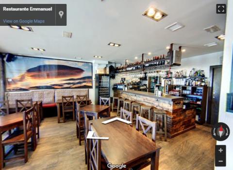Granada Virtual Tours – Restaurante Emmanuel