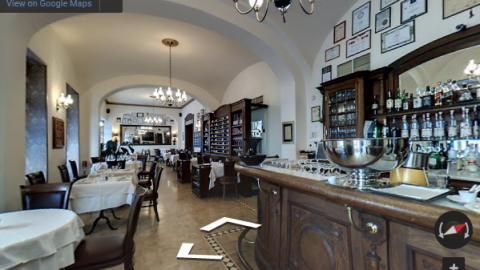 Budapest Virtual Tours – Tigris (Tiger Restaurant)