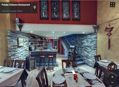 Cyprus Virtual Tours – Panda Restaurant Limassol