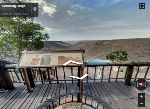 Namibia Virtual Tours – Grootberg Lodge