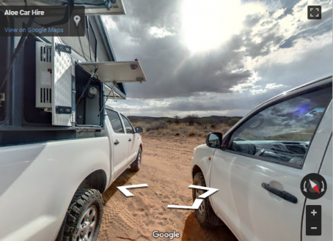 Namibia Virtual Tours – Aloe Car Hire