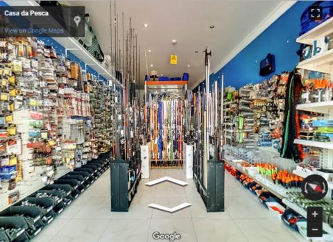 Algarve Virtual Tours – Casa da Pesca (Albufeira)