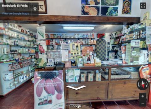 Malaga Virtual Tours – Herbolario El Fenix