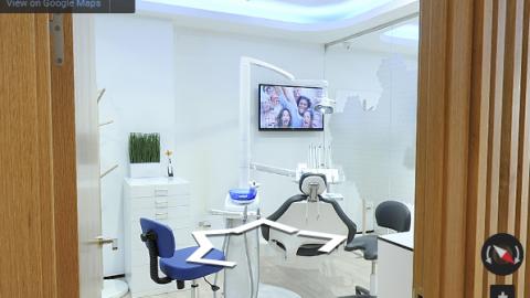 Madrid Virtual Tours – Medina Implantologia Avanzada 3D