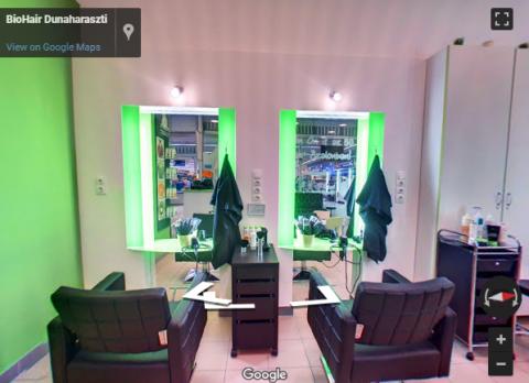 Budapest Virtual Tours – Biohair Dunaharaszti