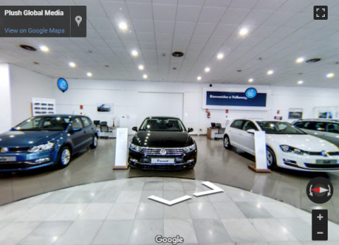 Granada Virtual Tours – Concesionario Nucesa Volkswagen