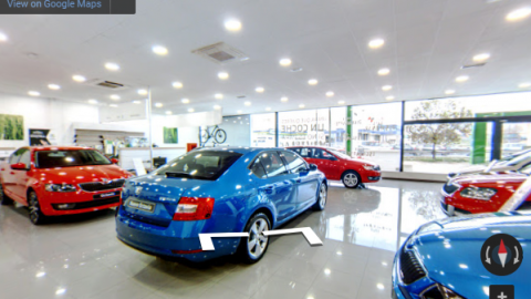 Granada Virtual Tours – Nucesur Skoda