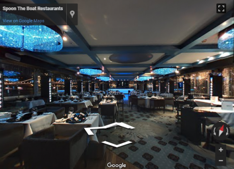 Budapest Virtual Tours – Spoon The Boat Restaurants