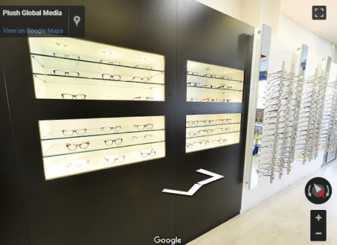 Madrid Virtual Tours – Opticalia 21