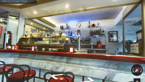 Ronda Virtual Tours – Cafeteria Dolar