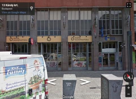 Budapest Virtual Tours – Unixo Hungary Kft.