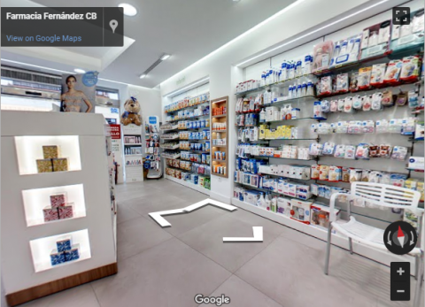 Ronda Virtual Tours – Farmacia Fernandez C.B.