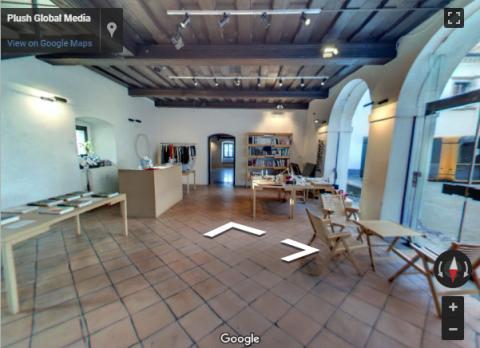 Slovenia Virtual Tours – Muzej za Arhitekturo in oblikovanje