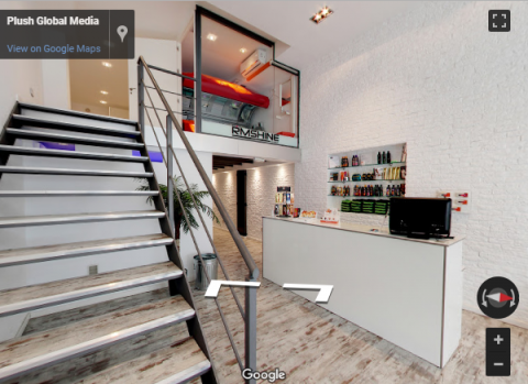 Marbella Virtual Tours – RM Shine Solarium