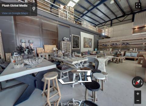 San Pedro Virtual Tours – Wood Factory