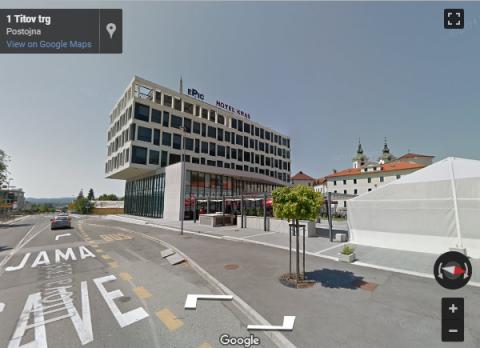 Slovenia Virtual Tours –  Hotel Kras Postojna