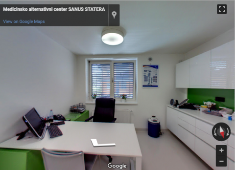 Slovenia Virtual Tours –  Medicinsko alternativni center SANUS STATERA