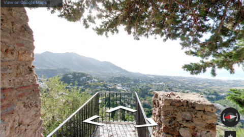 Mijas Virtual Tours – Parque La Muralla