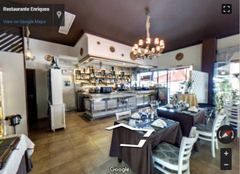 Calahonda Virtual Tours – Enriques Restaurante