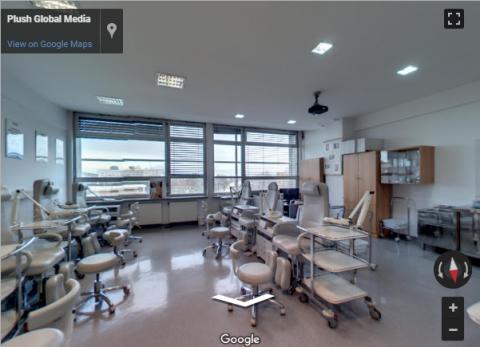 Slovenia Virtual Tours –  Srednja zdravstvena šola Ljubljana