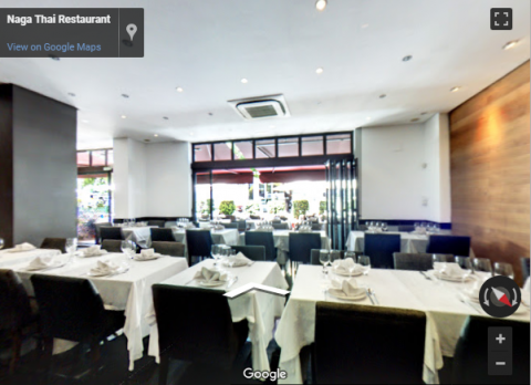 Marbella Virtual Tours – Naga Thai Restaurant