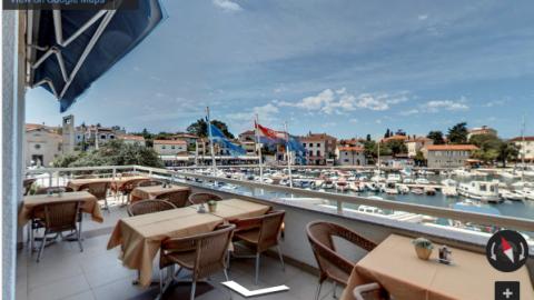 Croatia Virtual Tours – Hotel Adria