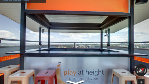 Johannesburg Virtual Tours – Play At Height Bungee / Skybar