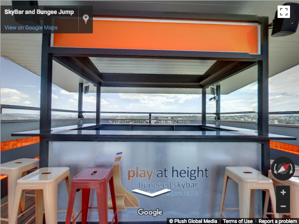 Johannesburg Virtual Tours - Play At Height Bungee / Skybar