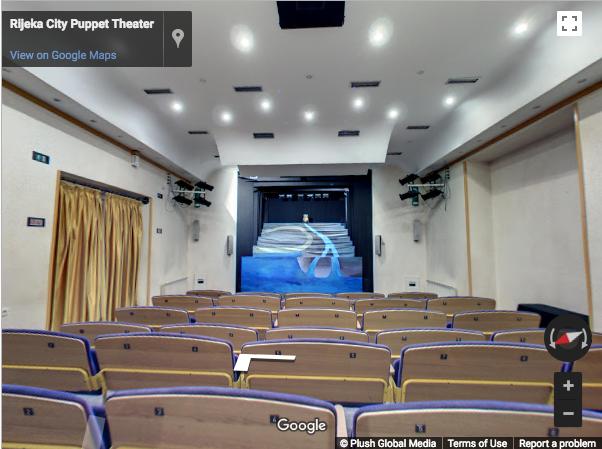 Rijeka Virtual Tours - Gradsko Kazalište Lutaka