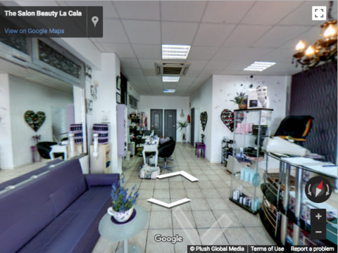 La Cala de Mijas Virtual Tours – The Salon La Cala