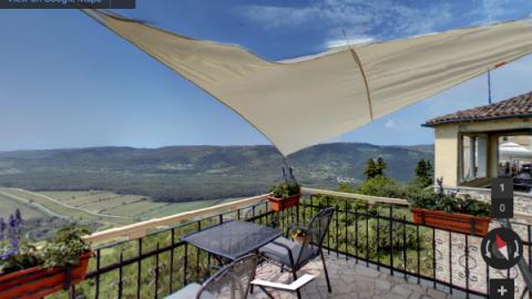 Croatia Virtual Tours – Villa Borgo